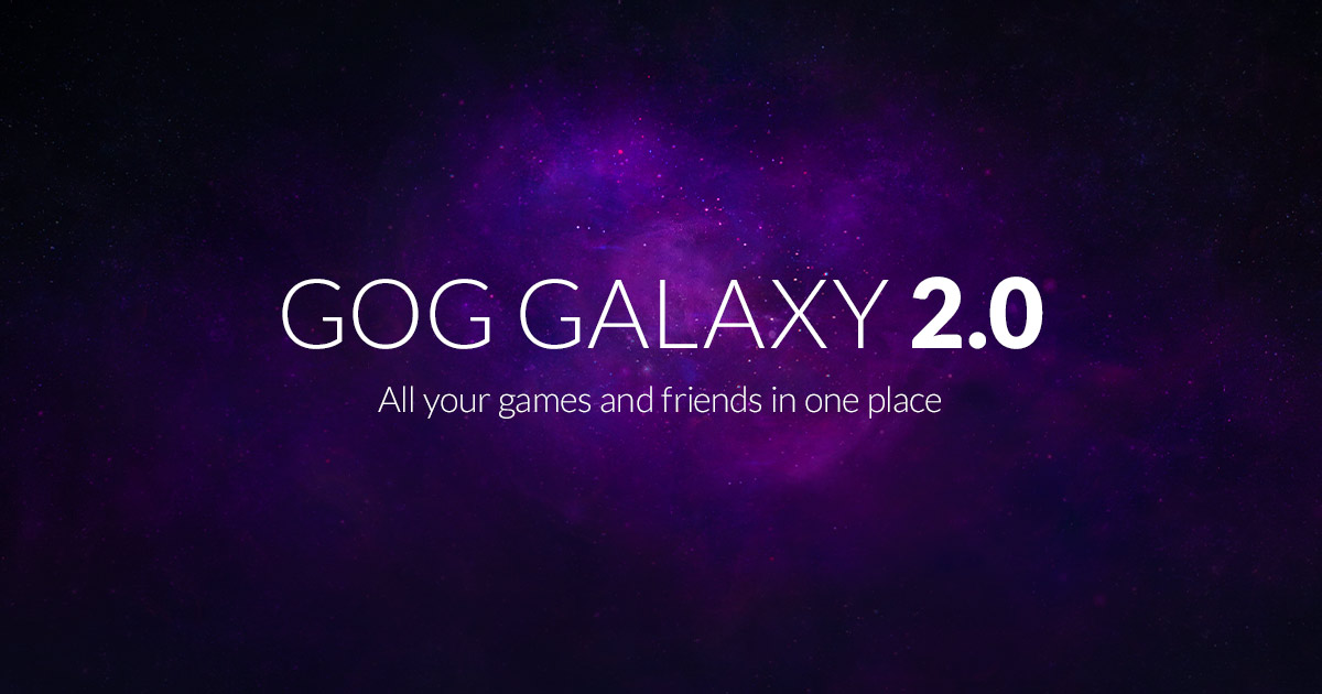 Image result for GOG Galaxy 1.2 (CD Projekt)